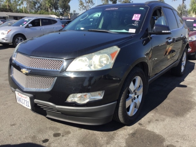 Chevrolet Traverse 2011 price $7,950