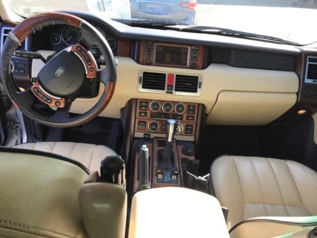 Land Rover Range Rover 2004 price $3,650