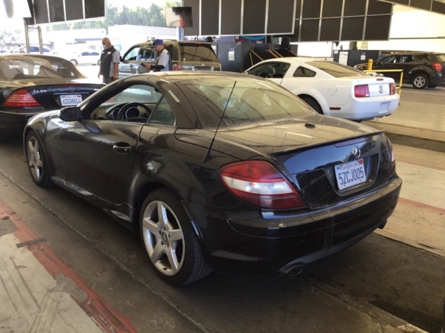 Mercedes-Benz SLK 2007 price $7,650