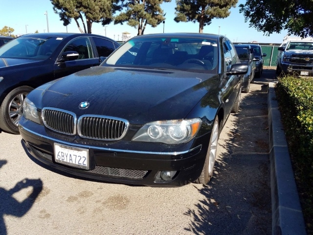 BMW 7 Series 2007 price $5,750