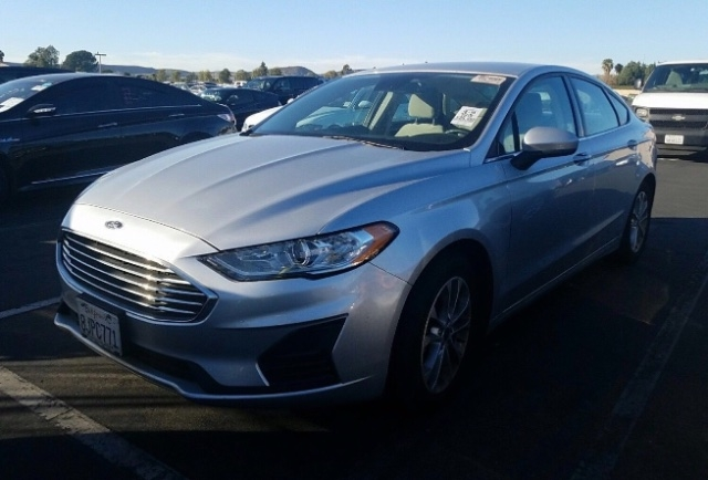 Ford Fusion 2019 price $14,850
