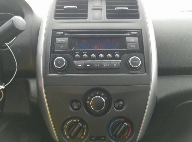 Nissan Versa 2017 price $6,350