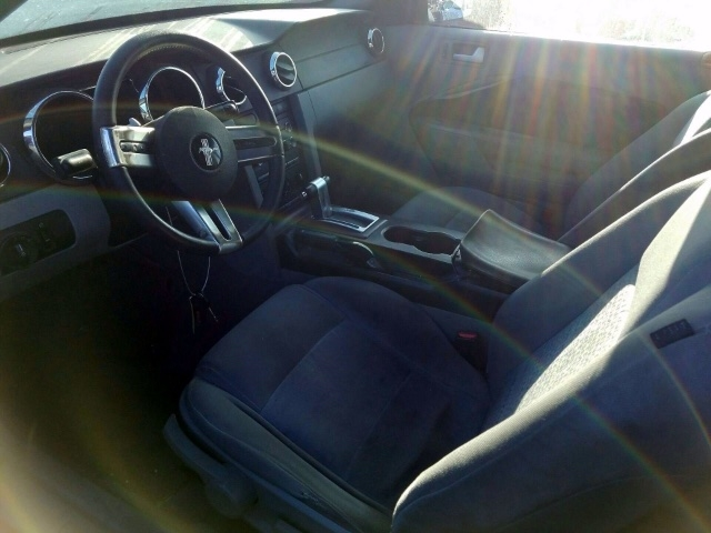Ford Mustang 2008 price $5,250