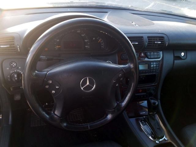 Mercedes-Benz C-Class 2001 price $2,750