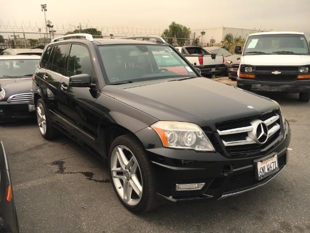 Mercedes-Benz GLK 2011 price $10,450