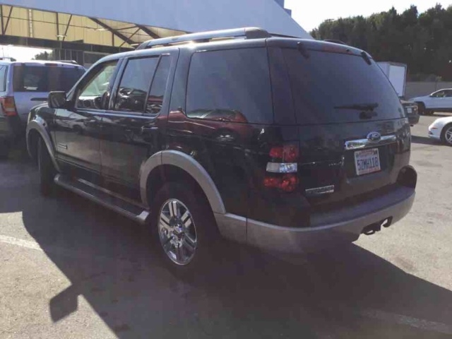 Ford Explorer 2007 price $3,950