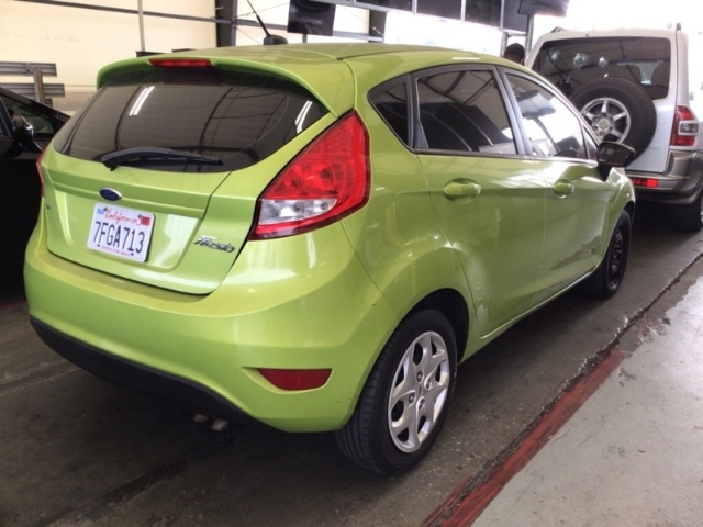 Ford Fiesta 2012 price $3,850
