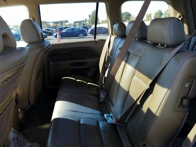Honda Pilot 2008 price $4,750