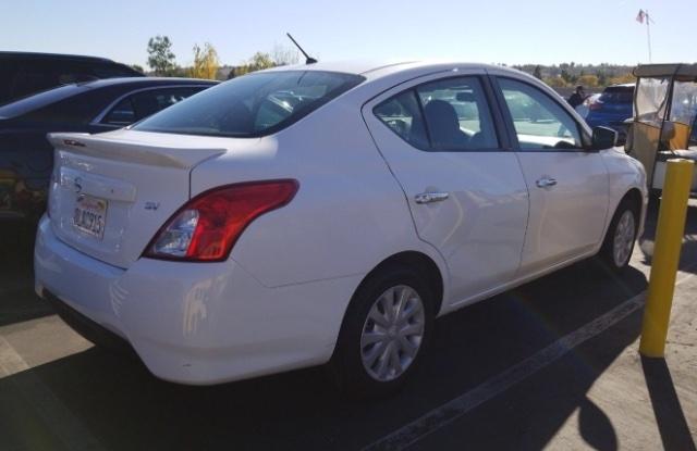 Nissan Versa 2018 price $8,950