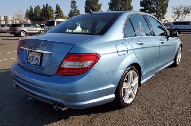 Mercedes-Benz C-Class 2011 price $7,350