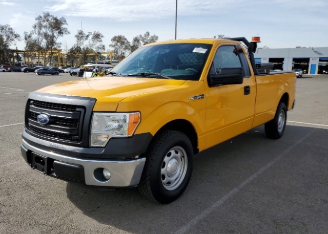 Ford F-150 2013 price $8,850