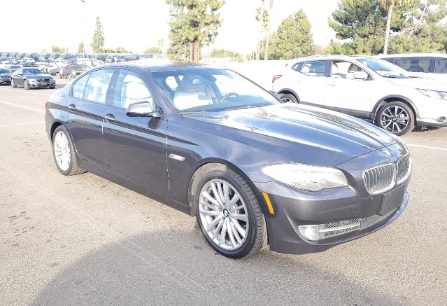 BMW 5 Series 2011 price $7,150