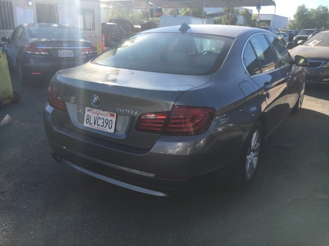 BMW 5 Series 2012 price $6,950