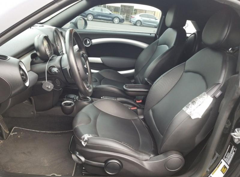 MINI Cooper Coupe 2012 price $6,250