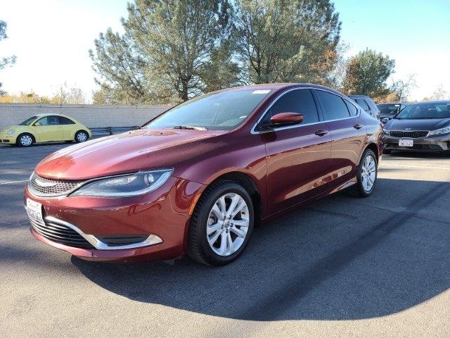 Chrysler 200 2015 price $7,350