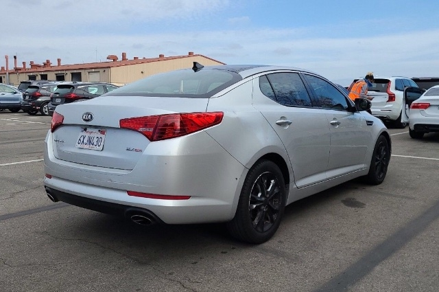 Kia Optima 2013 price $6,550