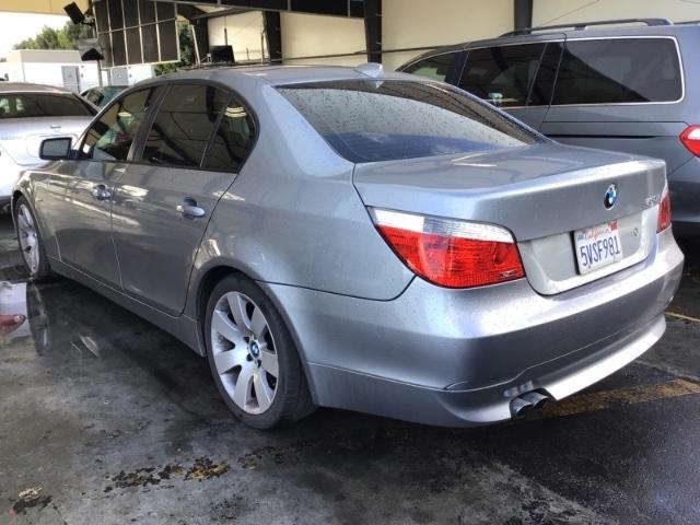 BMW 5 Series 2007 price $4,550