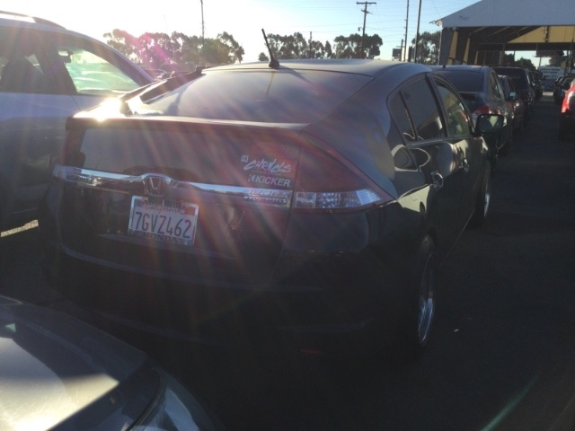 Honda Insight 2014 price $8,350