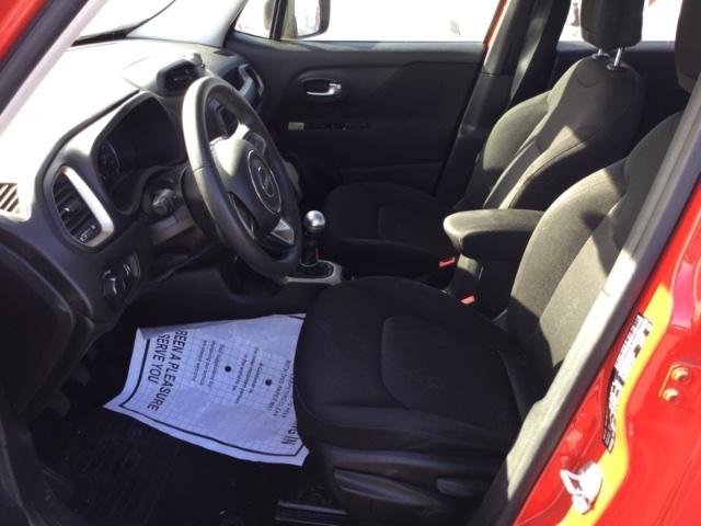 Jeep Renegade 2015 price $11,150