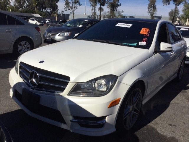Mercedes-Benz C-Class 2014 price $8,850