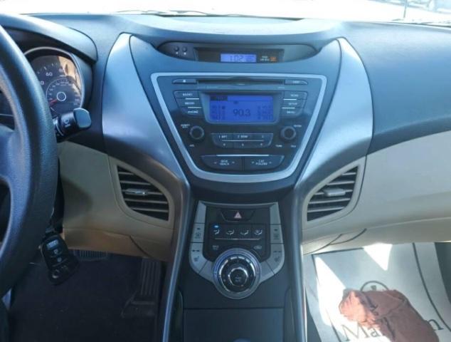 Hyundai Elantra 2013 price $6,150