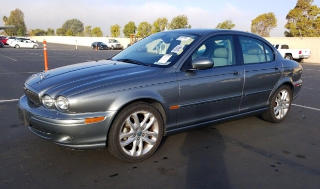 Jaguar X-Type 2002 price $3,750
