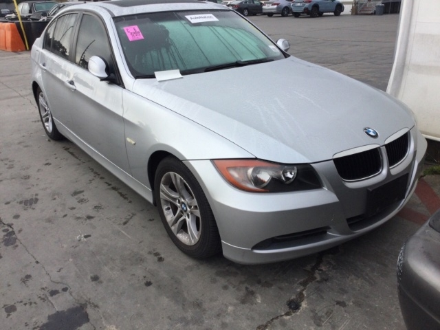 BMW 3 Series 2008 price $5,450