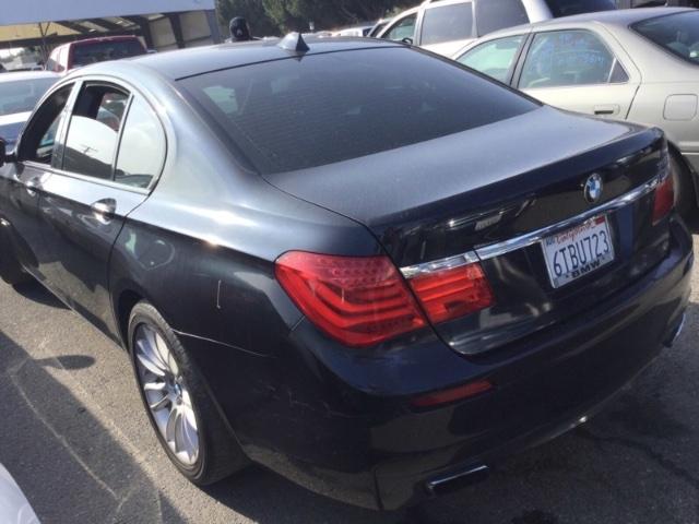 BMW 7 Series 2011 price $16,750