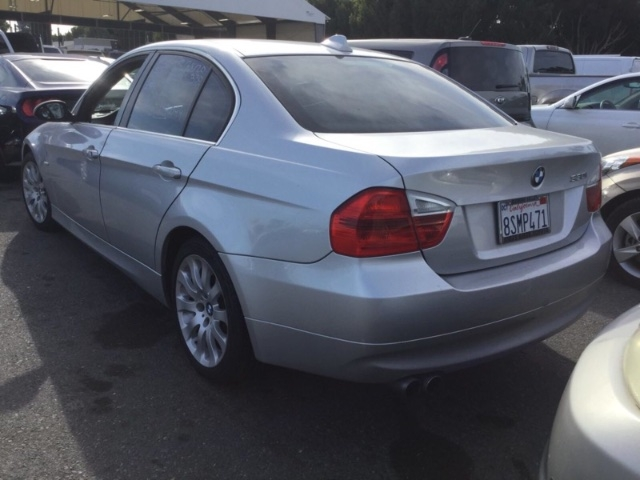 BMW 3 Series 2006 price $3,750