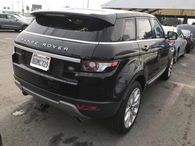 Land Rover Range Rover Evoque 2012 price $16,750