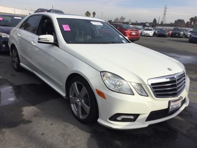 Mercedes-Benz E-Class 2011 price $8,050