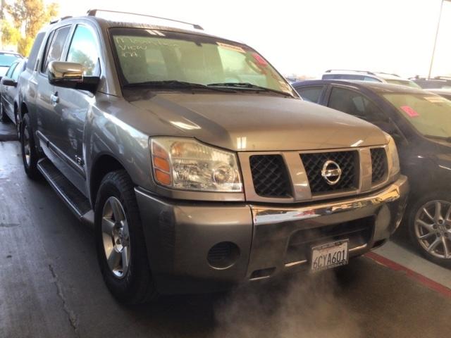 Nissan Armada 2006 price $5,650