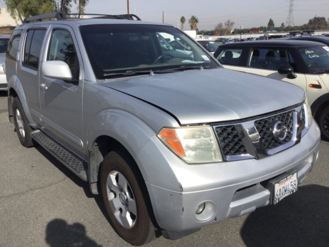 Nissan Pathfinder 2007 price $4,950