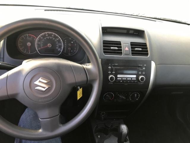 Suzuki SX4 Crossover 2008 price $3,350