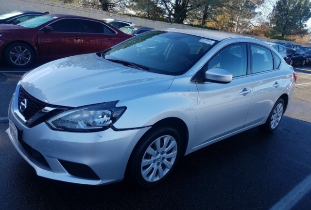 Nissan Sentra 2018 price $10,350