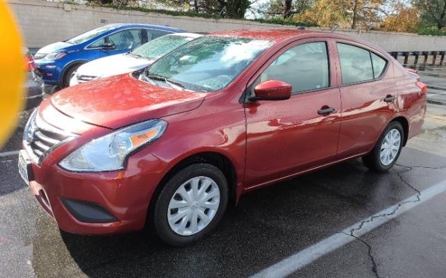 Nissan Versa 2017 price $5,750