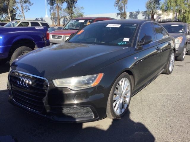 Audi A6 2012 price $9,350