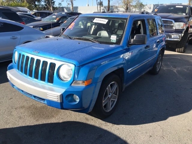 Jeep Patriot 2008 price $3,950