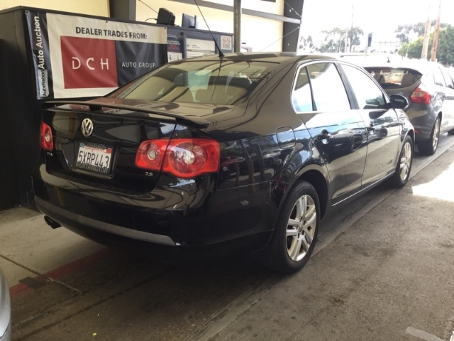 Volkswagen Jetta 2007 price $3,250