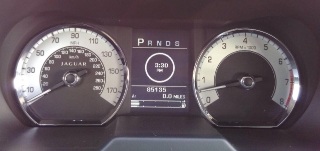 Jaguar XF 2011 price $8,950