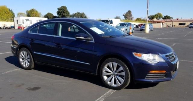 Volkswagen CC 2012 price $5,850