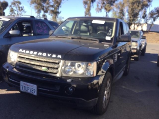Land Rover Range Rover Sport 2009 price $7,350