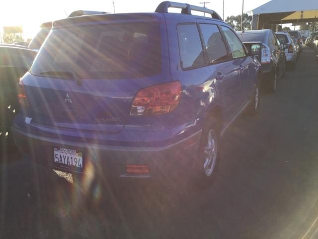Mitsubishi Outlander 2003 price $2,850