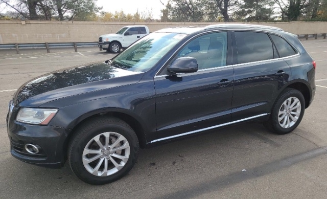 Audi Q5 2013 price $10,750