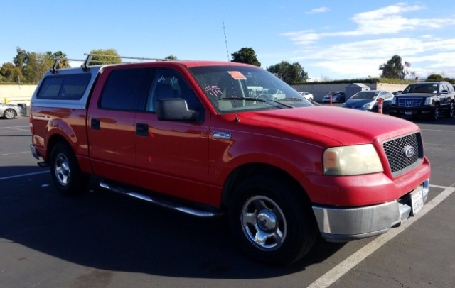 Ford F-150 2004 price $5,150
