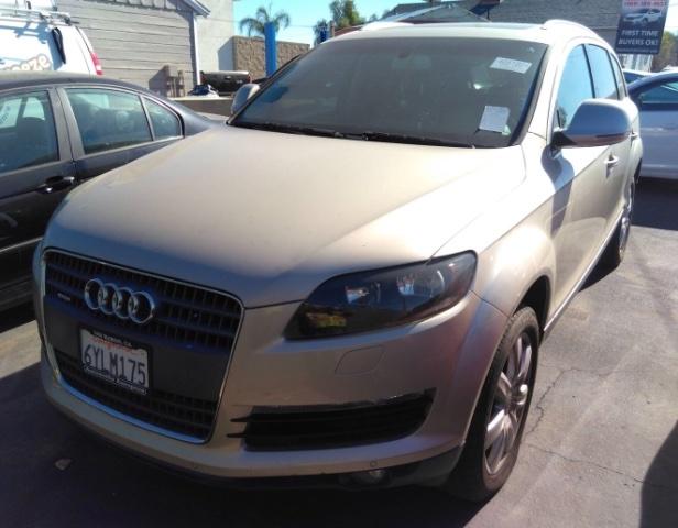 Audi Q7 2008 price $5,950