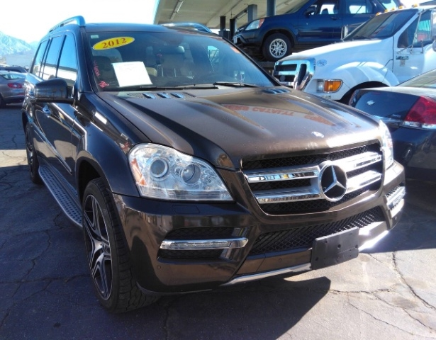 Mercedes-Benz GL-Class 2012 price $13,950