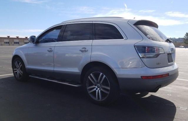 Audi Q7 2008 price $6,950