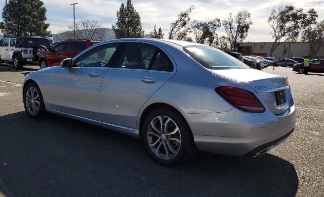 Mercedes-Benz C-Class 2015 price $15,250