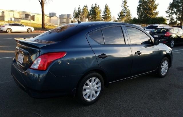 Nissan Versa 2016 price $4,950